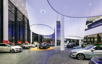Gold für den Stern – Mercedes
