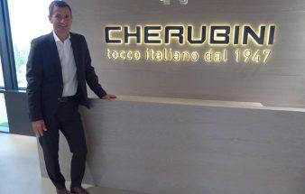 Volker Raichle ist neuer Verkaufsleiter bei Cherubini