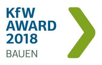 KfW Award Bauen 2018 ist gestartet!
