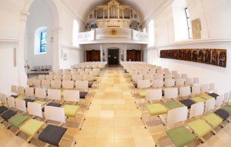 Offenes Konzept in der Jugendkirche