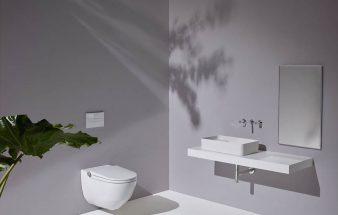 Vom stillen Örtchen zum smarten Dusch-WC