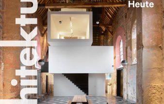 Architektur Fachmagazin eMagazin 01/2018
