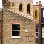 Erweiterung mit Farbe – Valetta House