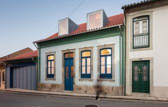 Nobel und alt – Haus in Portugal