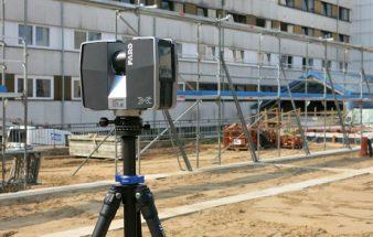 3D-Laserscanning: Gebäudebestand BIM-konform erfassen