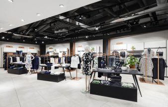 Rabe, Spatz und Papagei – Stockmann Department Store