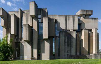 Eine Renaissance des Brutalismus – Beton