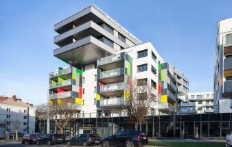 Multifunktionale Nachverdichtung – Architekt DI Bruno Sandbichler