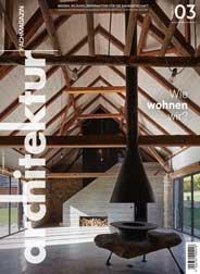 Architektur Fachmagazin eMagazin 03/2018