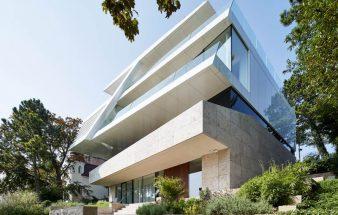Willkommen im 21. Jahrhundert – Villa in Wien