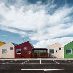 Farbenfrohes Lernen – Arena Children´s Centre