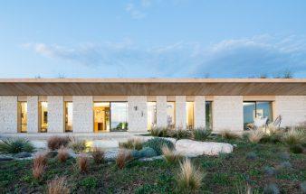 Mit Wind, Stein und Sonne gebaut – Casa ECS