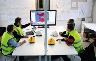 BIM-Software: Betrachten, kontrollieren und koordinieren