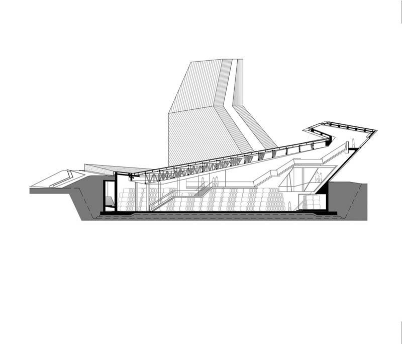 Section Plan Tschernjachowsk