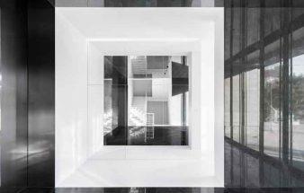 Systemlösung ganz in Weiß – Multifunktionshalle