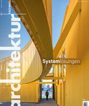 Architektur Fachmagazin eMagazin 05/2018