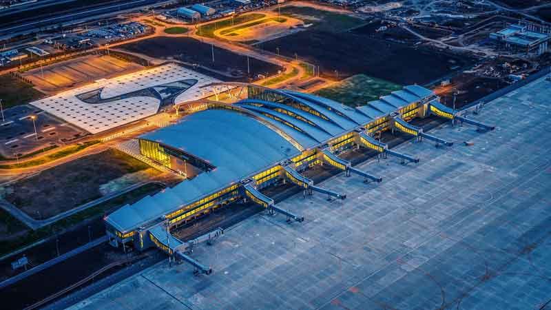 platov airport