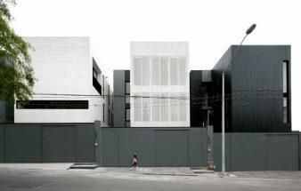 Drei Einfamilienhäuser in Serie? – San Pedro