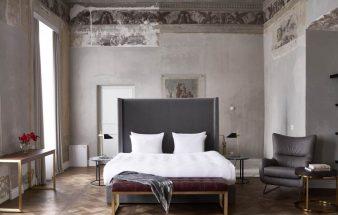Ein Gebäude mit barocken Wurzeln – Hotel Pacai