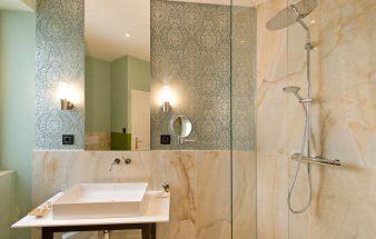 Edles Bad-Design für Wiener Boutique-Hotel
