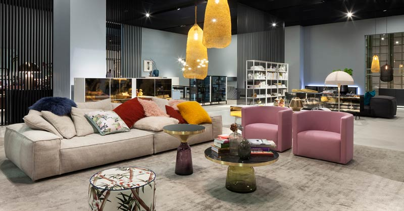 Imm Cologne Livingkitchen 2019 Architektur Online Architektur
