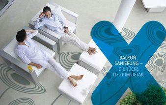 Balkonsanierung – die Tücke liegt im Detail!