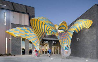 Art Nouveau at the Poolside – El Paso