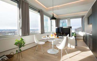 Höchster Wohnkomfort mit Gebäudesicherheit