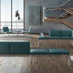 Design von jehs+laub für Hotellobbys & Restaurants
