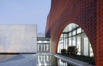 Architektur der Kalligrafie – Shuyang Art Gallery
