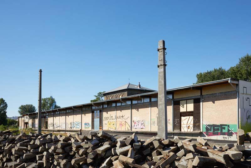 Nordbahnhof Az W
