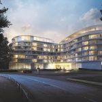 Amorphe Formen – Interior Design im Fontenay