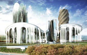 Architekturwahnsinn – Wasserpark