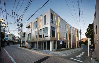 Ein Haus wird zum Baum – Sasaki Architecture