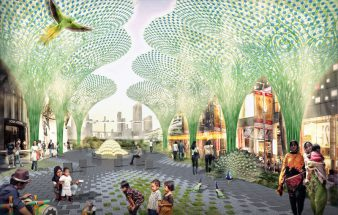 Visionärer Masterplan – Jakarta Jaya