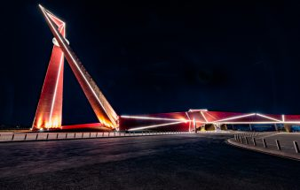 Die Schwingen des Phönix – Brücke in Qingdao