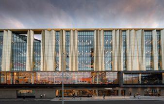 Erdbebensichere Bibliothek – Christchurch