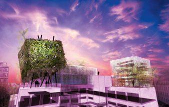 Mit der Wolkenfarm in die Zukunft der Stadt