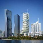 Baubeginn des höchsten Wohnturms Österreichs