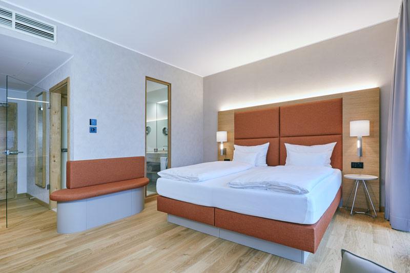 KEUCO Hotelarchitektur