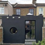 Janus House aus Gummi