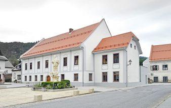 Ein legendäres Haus – Gemeindeamt St. Gallen