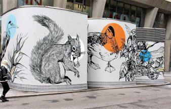 """Urban Jungle"" in Wien"