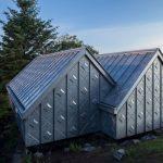 Neubau eines Ateliers an der schottischen Küste
