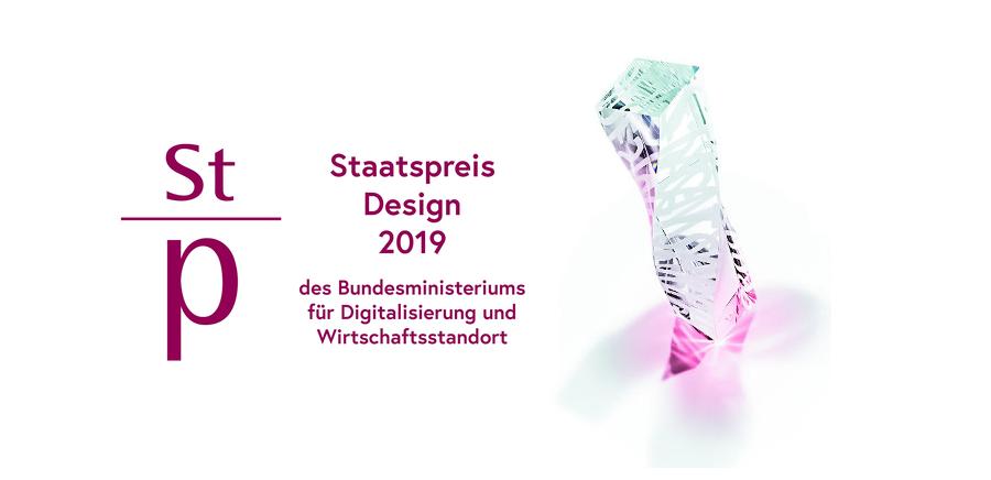 Staatspreis Design 2019