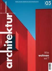Architektur Fachmagazin eMagazin 03/2019