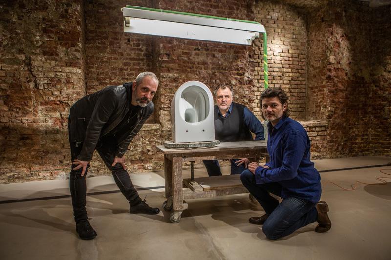 Sanitärsysteme EOOS Design