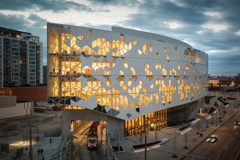 Calgarys Central Library