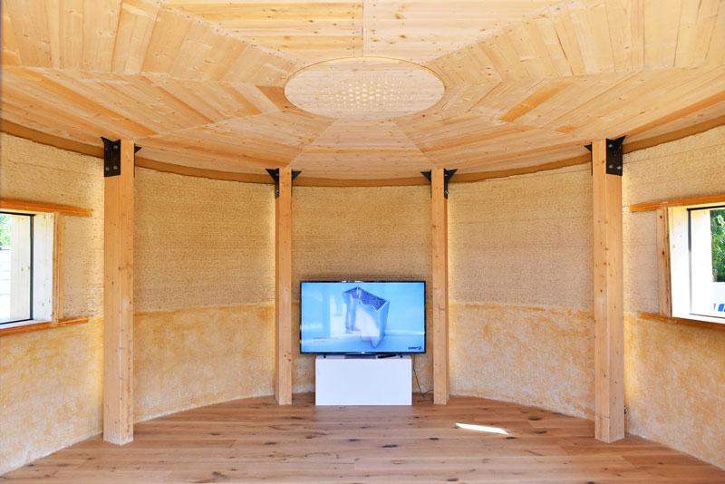 3D-Rice House