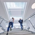 VELUX Modular Skylights: Helle Schule – helle Köpfe